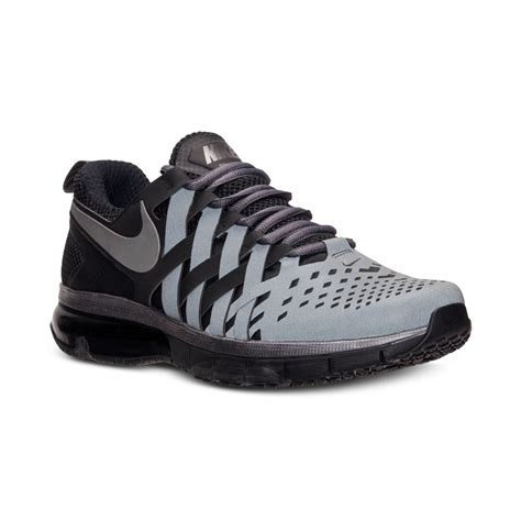 nike air max sneakers for nike mens fingertrap air max sneakers from finish