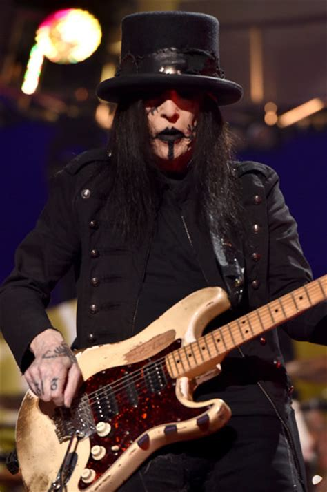 Mick Mats by Mick Mars Pictures 2014 Iheartradio Festival