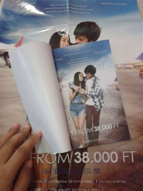 ily from 38 000 ft by mall buku notebook sharie resensi ily from 38 000 ft