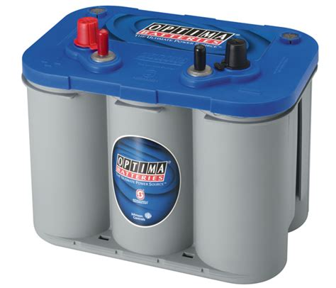 Optima D34M Blue Top Marine Deep Cycle Battery   Deep