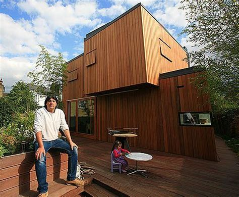 grand design home show london london wood clad house real homes the self builder