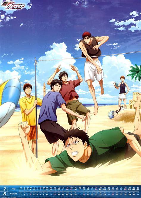 Kalender Poster Kuroko No Basket And Haikyuu seirin high kuroko no basuke mobile wallpaper 1498753