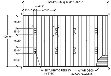 how is the open boat structured deck structure design fixs project