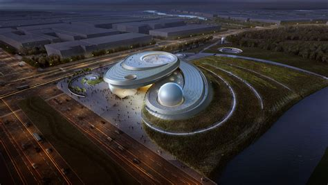 Interior Design Drawing Software ennead tapped to design shanghai planetarium archdaily