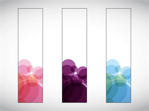 banners design templates abstract banners vectors