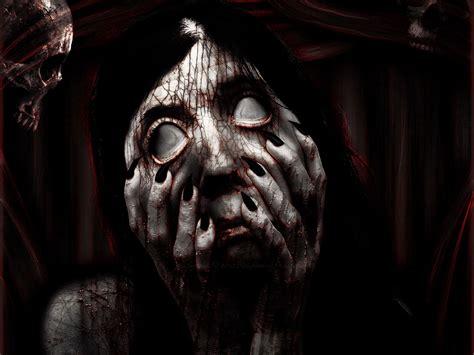 imagenes opticas de terror wallpapers de terror halloween colorear a heidi