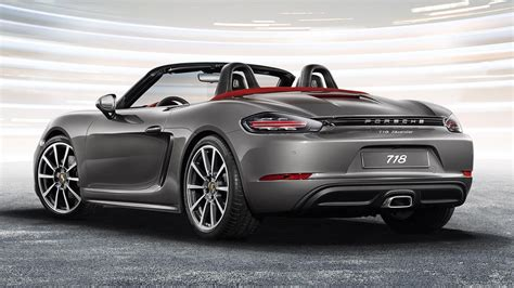 porsche boxster 2017 porsche 718 boxster picture 663469 car review
