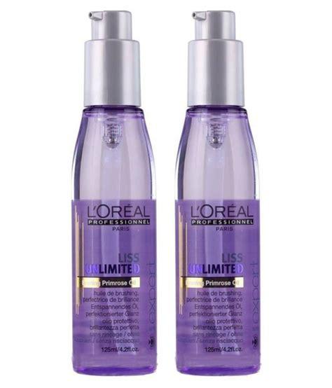 Loreal Hair Serum l oreal professional liss hair serum 125 ml buy l oreal