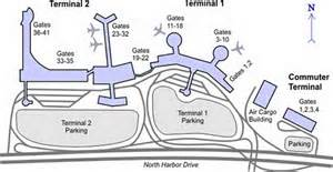 San Diego Airport Map by Airport Terminal Map San Diego Airport Terminal Map Jpg