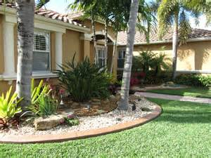 landscaping miami tropical fla