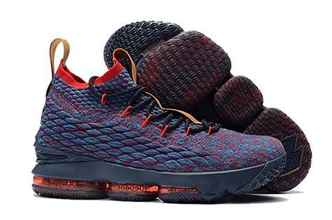 new lebrons basketball shoes cavs nike lebron 15 new heights basketball shoes