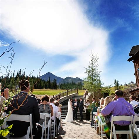 Wedding Venues Montana by 6 Open Air Outdoor Wedding Venues In Montana Weddingwire