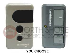 Sears Garage Door Opener Remote Sears Craftsman Garage Door Opener Remote 3