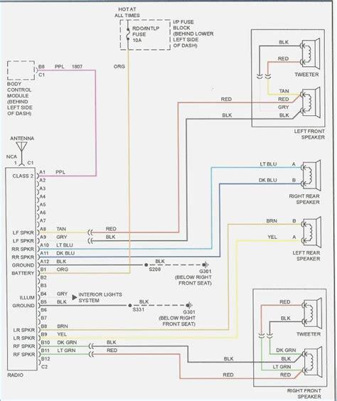 2003 cavalier stereo wiring diagram wiring diagram