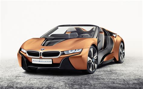 Bmw I8 Spider by 2016 Ces Bmw I8 Spyder Wallpaper Hd Car Wallpapers Id