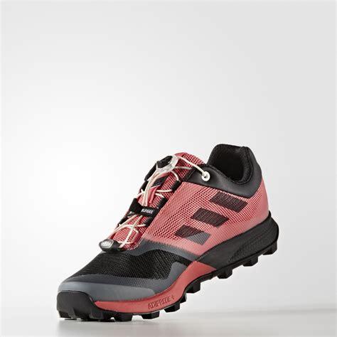 Adidas Sport Terrex Hitam Merah Sneaker Sporty adidas terrex trailmaker womens black trail running sports shoes trainers