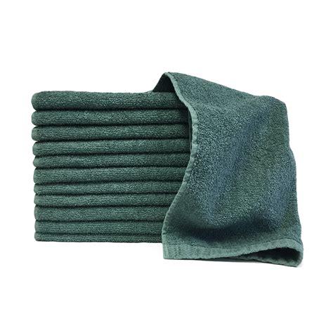 Proof Towel slate green 15 x 27 grand proof salon spa towels 24 pk