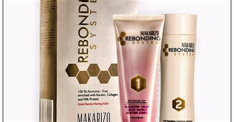 Harga Makarizo Rebonding Tanpa Catok 8 langkah mudah cara meluruskan rambut dengan makarizo