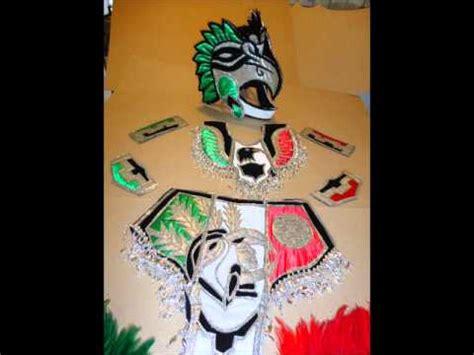 imagenes de trajes aztecas para hombres trajes d danza azteca youtube