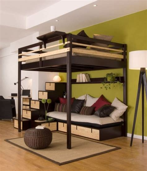 queen size loft bed for adults 18 loft beds for adults ideas for limited space avionale