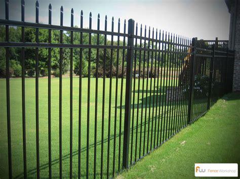 Best Backyard Best Metal Fence Photos 2017 Blue Maize