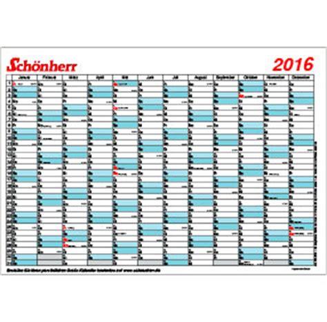 Kalender 2016 A3 Kalender Pdf A3 2016 Version 2