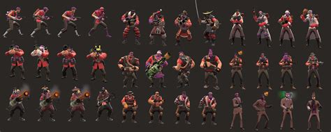tf2 loadouts by shadowlord90 on deviantart