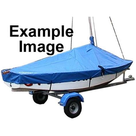 wayfarer dinghy boat cover overboom pvc boat cover for the wayfarer dinghy
