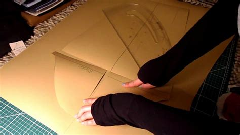 pattern cutting video tutorial pattern cutting tutorial how to increase enlarge sleeve