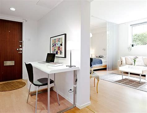 tips desain apartemen studio tata furniture apartemen kecil tips interior apartemen