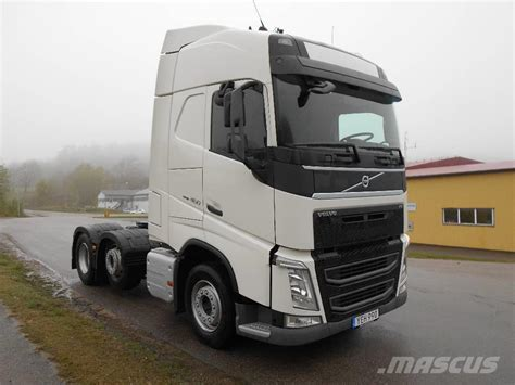 2015 volvo tractor for sale used volvo fh 460 pucher 15 tractor units year 2015 for
