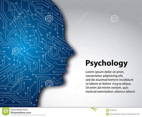 psychology images the brain poem wallpaper and psychology profile stock illustration illustration of