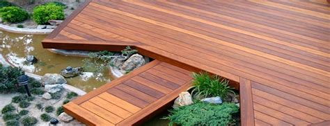 Tiger Deck by What Is Tigerwood Is It For Decking