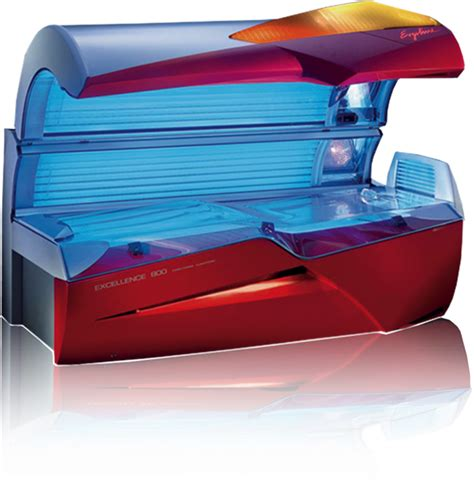 Level 4 Tanning Bed by Albertville Totally