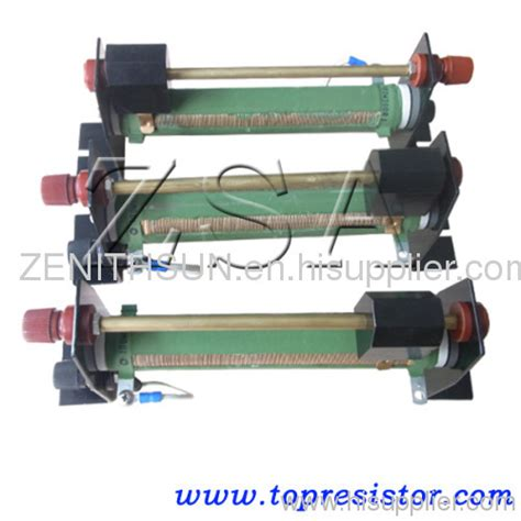 power resistor variable 500w 1000w variable high power wirewound resistor dsr manufacturer from china shenzhen zenithsun