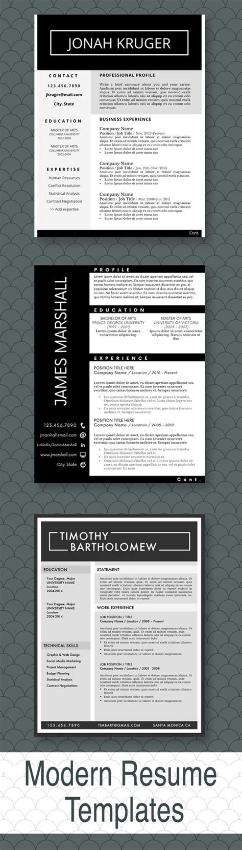111 best resume templates etsy 111 best resume templates etsy images on