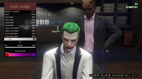 tutorial online de gta v grand theft auto 5 online suicide squad joker makeup