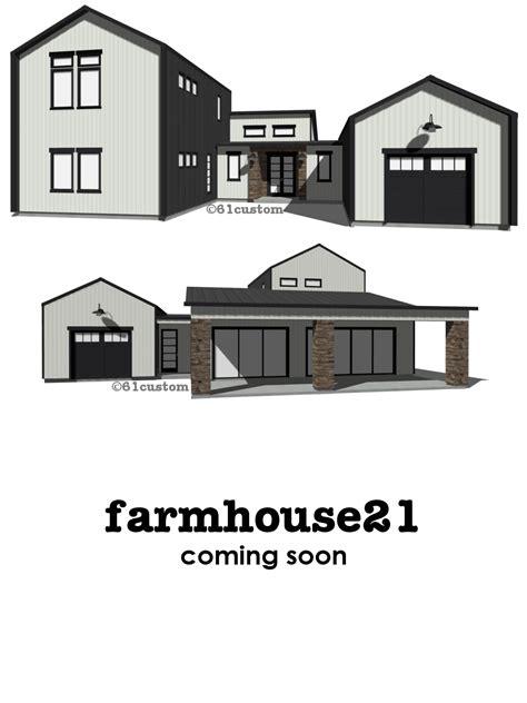 29414 canton modern farmhouse cabin house plan by modern farmhouse plans
