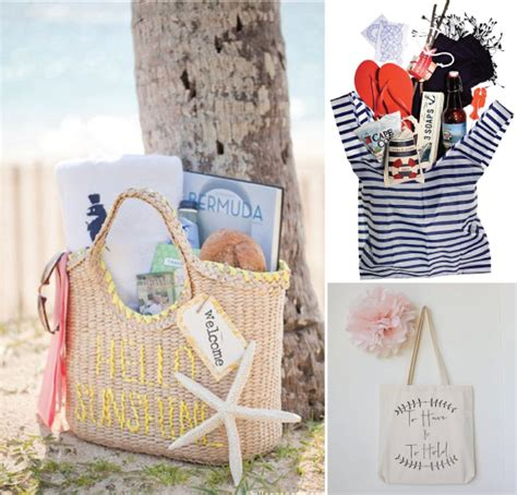 wedding welcome box julep 8 ideas for welcome bags julep