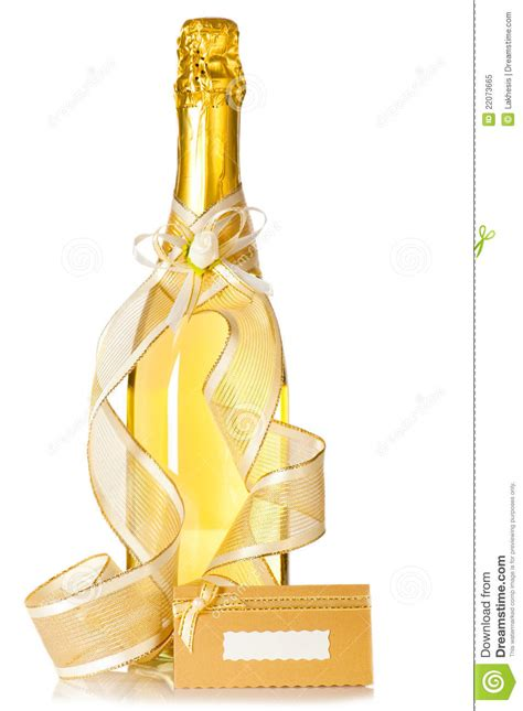 bottle  champagne  wedding invitation card stock