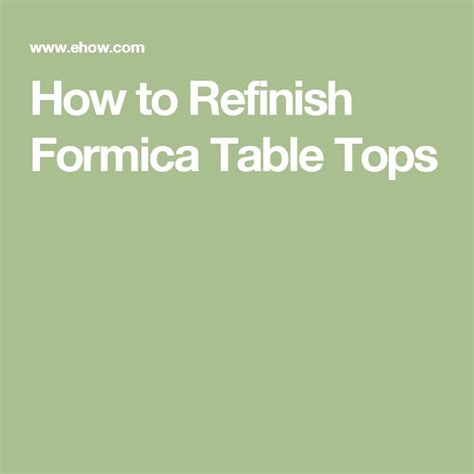 how to refinish a table top 17 best ideas about formica table on vintage