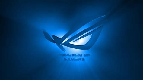 blue gaming wallpapers gallery