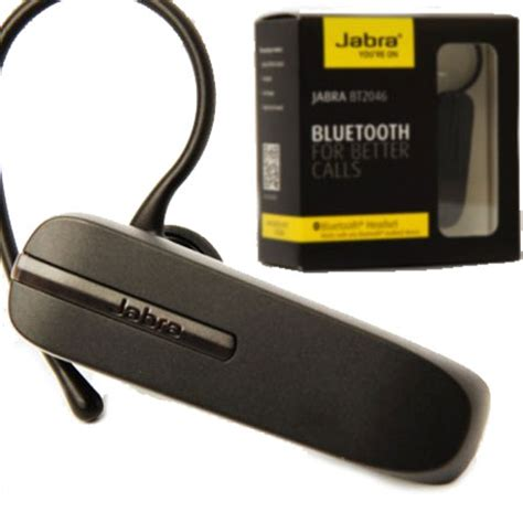 Headset Bluetooth Jabra 2046 Original jabra bt 2046 bluetooth headset reviews mobilefun india