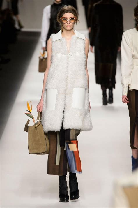Milan Fashion Week Fendi Fendi Store Reopening by Fall Trends At Milan Fashion Week 2015 Report