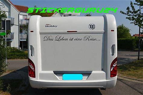 Aufkleber Globus Wohnmobil by Aufkleber Wohnwagen Wohnmobil Caravan Cer Auto 5 Sterne