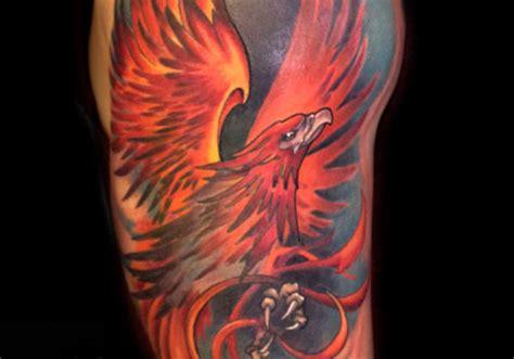 phoenix sleeve tattoo designs 44 stupendous designs creativefan