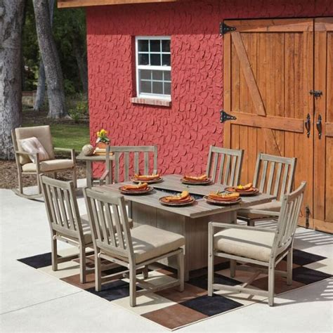 patio furniture woodland woodlands dining collection by woodard outdoor patio