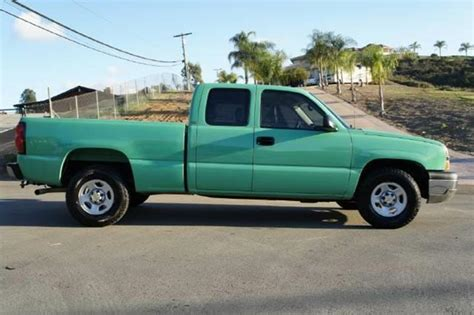 how petrol cars work 2004 chevrolet silverado 1500 transmission control 2004 chevrolet silverado 1500 base ls lt z71 work truck in el cajon ca 1 owner car guy