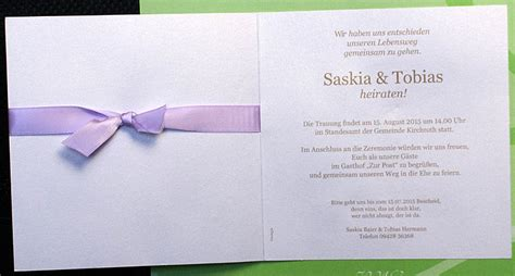 Hochzeitseinladung 3d by Einladungskarte Pr8722163 Flieder Pastellbraun Hochzeit