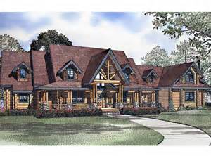 4 bedroom log home plans home plans homepw19213 4 885 square feet 4 bedroom 4